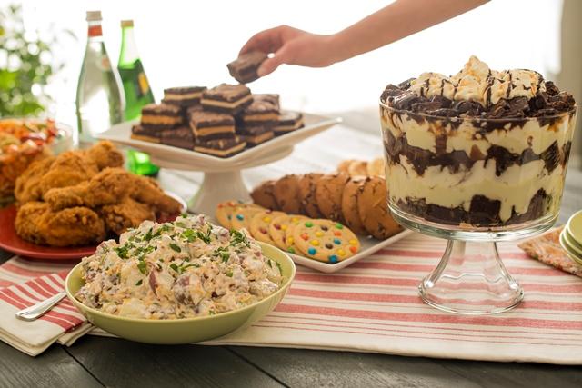 Desserts resized