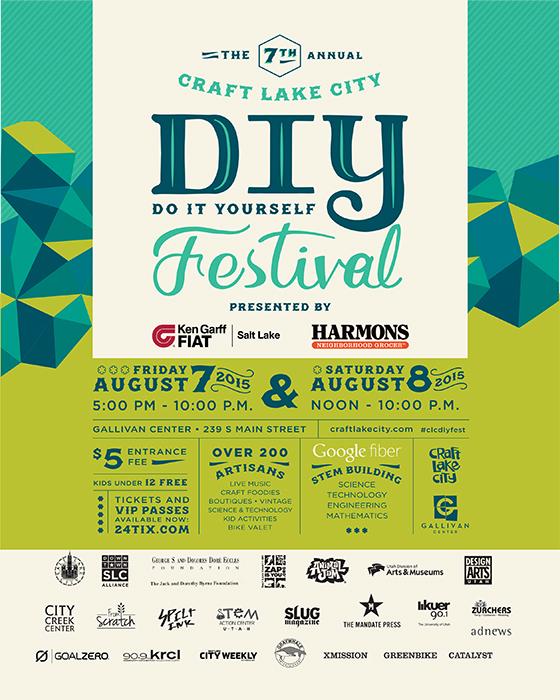 Craft Lake City Diy Festival