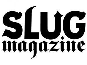 SLUG Magazine Logo