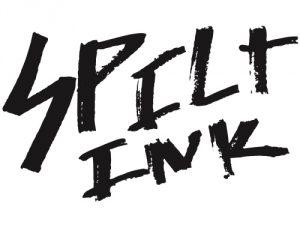 Spilt Ink Logo